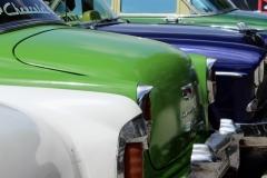 White, Green, Bluish